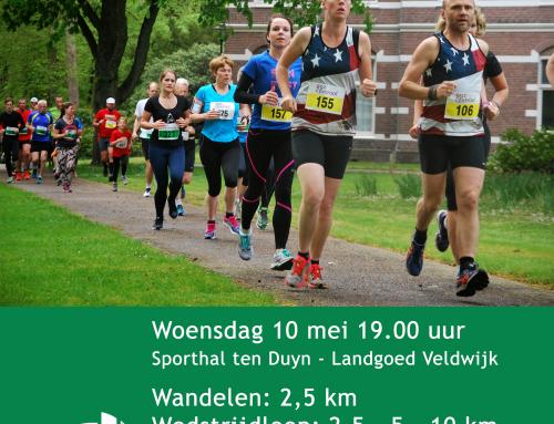 Hardloop Evenement: Veldwijkloop