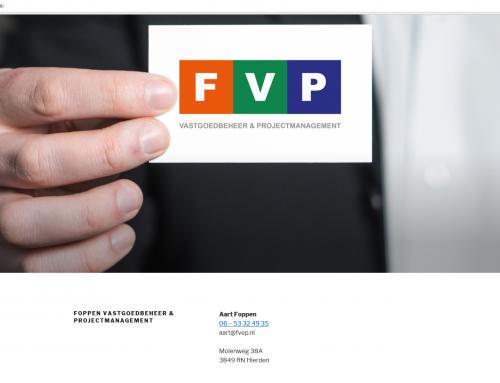 Huisstijlontwerp FVP
